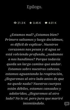 Frases en español Wattpad