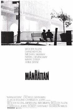 Manhattan, Woody Allen, 1979. #starringnyc
