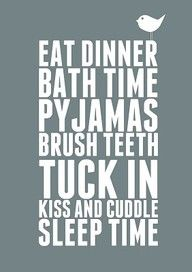 saying like. perfect for a kids bathroom or bedroom