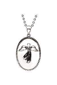 Friends are Angels Necklace $70.00 http://www.celebrateyourfaith.com/Friends-are-Angels-Necklace-P8485C764.cfm
