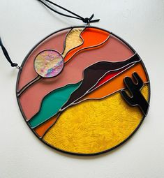 Stained Glass Art, Mosaic Glass, Home Goods Decor, Cellar, Stuff To Do, Art Projects, Creations, Sun Catcher, Cutting Files