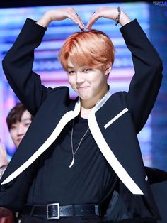 Happy Birthday Park Jimin!! Hope today is a day that you are surrounded by the people you love/care about!!<3
