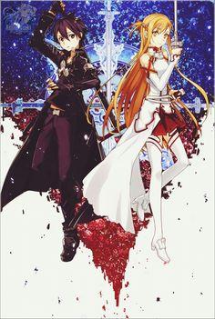 SAO Kirito & Asuna