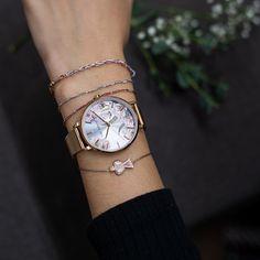 armband und uhr kombinieren