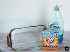Best Way To Remove Glass or Aluminum Bakeware Stains Household Cleaning Tips, Cleaning Recipes, Cleaning Hacks, Cleaning Supplies, Cleaning Spray, Kitchen Cleaning, Do It Yourself Organization, Clean Pots, House Smell Good