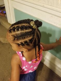 Baby Hair ties for Toddlers Girls 1000 PCS Small Mini Hair Rubber Bands for Kids… - Hair Styles Childrens Hairstyles, Lil Girl Hairstyles, Black Kids Hairstyles, Natural Hairstyles For Kids, Kids Braided Hairstyles, Princess Hairstyles, My Hairstyle, Toddler Hairstyles, Little Girl Braids