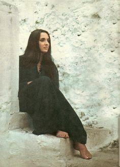 Maria Carta Scatti fotografici per il disco Delirio del 1973