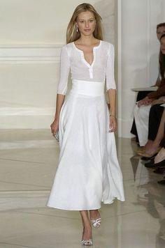 Vestidos Blancos y Hermosos