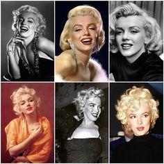 Va-Voom Vintage: Tutorial: A Marilyn Pin Curl Set