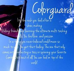 Color Guard Rules
