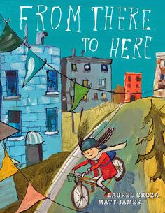 From There to Here by Laurel Croza, illustrated by Matt James -- a book about moving - - from rural Sasketchewan to urban Toronto Social Studies Communities, Communities Unit, Teaching Social Studies, Efl Teaching, Teaching Resources, Teaching Ideas, My Little Kids, Moving To Toronto, Fiction And Nonfiction