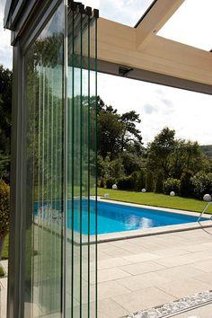 SUNFLEX: SF25 Pergola, Outdoor Decor, Design, Garden Ideas, Home Decor, Crystals, Puertas, Garden Cottage, Metal