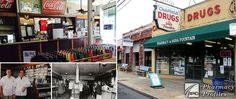 Betty Jean's father-in-law opened Chapman Pharmacy