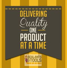One product at a time! Visit http://www.sealantsandtoolsdirect.co.uk/ today! #Sealants
