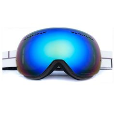 82.00$  Watch here - http://alicl9.worldwells.pw/go.php?t=32707692727 - VL089  Double Layers fog Proof  Graced  Ski Goggles Spherical Big Vision Frameless Snow Protection for Men and Women