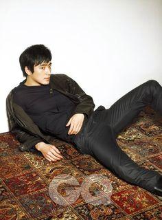 Handsome and Talented Lee Joon Hyuk Quietly Finished Military Service this Past March Joon Hyuk, Lee Joon, Korean Men, Korean Actors, Professor, Kim Sang, Park Min Young, City Hunter, Hyun Woo