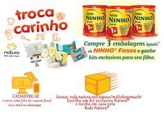 Natura e Nestlé- Uma troca de carinho!