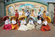 the victorias of fête les beaux jours at disneyland paris, photo by romain mxs
