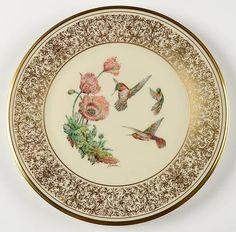 Lenox ChinaBoehm Birds: Rufous Hummingbird