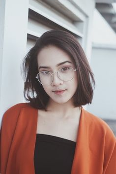 Anya Geraldine ( — 6103 answers, 191950 likes Prety Girl, Indonesian Women, Girl Short Hair, Girl Hairstyles, My Girl, Girlfriends, Portrait Photography, Short Hair Styles, Sage