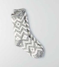 AEO Geo Crew Socks - Buy One Get One 50% Off