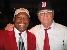Woody Hayes and Archie Griffin