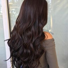 60 Chocolate Brown Hair Color Ideas For Brunettes - Best F .- 60 schokoladenbraune Haarfarbe Ideen für Brunettes – Beste Frisuren Haarschnitte 60 chocolate brown hair color ideas for brunettes color - Hairstyles Haircuts, Cool Hairstyles, Black Hairstyles, Evening Hairstyles, Long Hair Haircuts, Long Brunette Hairstyles, Medium Hairstyles, Hairdos, Wedding Hairstyles