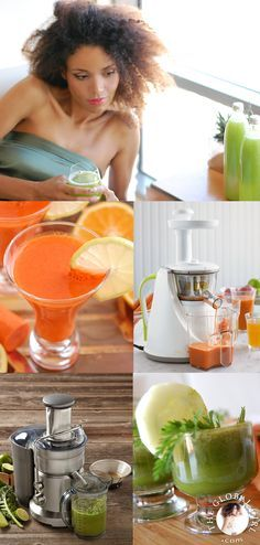 The Global Girl Beauty Juice Fast: Raw vegan and juice fast wunderkind Ndoema (she has completed 400+ days of juice fasting) shares her fave juicers, tools, tips (and delicious juice recipes) for a successful 92 day juice fast.