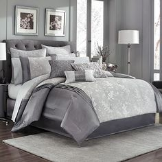 Manor Hill Haven Bed in a Bag  For the Master Bedroom