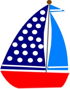Nautical Sailboat Wood Door Hanger by PinkWhimsyCollection on Etsy Free Clipart Images, Image Clipart, Art Clipart, Vector Clipart, Hand Embroidery Patterns, Applique Patterns, Nautical Baby, Nautical Theme, Towel Crafts