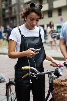 On the Street….Mouseketeers, Milan - The Sartorialist