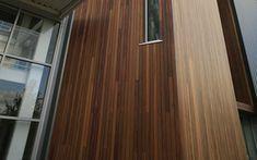 Prefinished Hardwood, Hardwood Decking, Hardwood Floors, Wood Siding, Exterior Siding, Exterior Design, Siding Materials, Modern Materials, Composite Siding