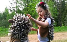 Inspiration & accessories for your DIY Hedgehog halloween costume Idea Halloween Sewing, Family Halloween Costumes, Group Costumes, Baby Costumes, Halloween Fun, Costume Tutorial, Diy Tutorial, Easy Diy Costumes, Costume Ideas