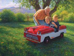 """Roger's Car"" by Robert Duncan"