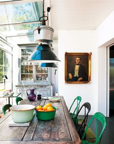 Mix and Chic: Home tour- A beautiful and eclectic Spanish home!
