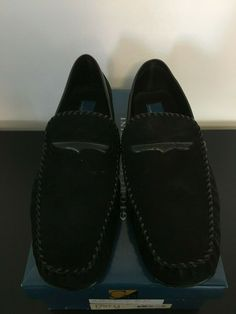 3aeee060a19d3 Giorgio Brutini Mens Black Loafers size 12 #fashion #clothing #shoes  #accessories #mensshoes #dressshoes (ebay link)