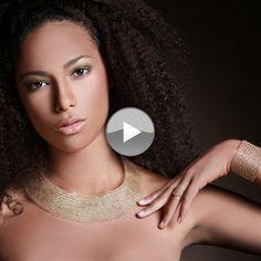 VIDEO Jewelry pattern CLEOPATRA wire crochet Necklace  by Yoola
