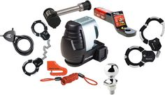 200-2006 - Python introduced, 1580, Towing Security, 2050, 2051 Introduced, Expanded Towing Security Line to include Hitch Balls, Ball Mounts, Couplers and Towing Accessories, Introduced Power Sports Security Product Line, including Street Cuff 9-link and Street Cuff Heavy Metal.