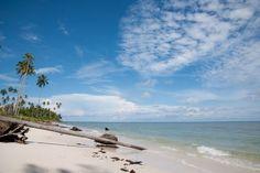 Belitung/ Briton Island. indonesia