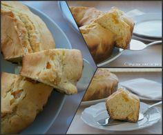 Ciambella alle pesche, ricetta con il Versilia.