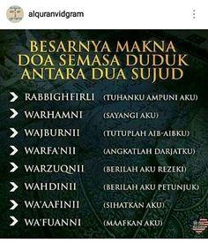 Likes, 39 Comments - Self Reminder Islamic Quotes, Islamic Messages, Islamic Inspirational Quotes, Muslim Quotes, Religious Quotes, Hijrah Islam, Doa Islam, Reminder Quotes, Self Reminder