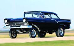 1957 Ford gasser !