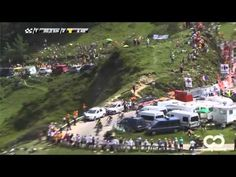 Tour de France Highlights Stage 9 - YouTube