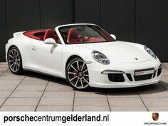 Porsche 911 Cabrio - Carrera 4S