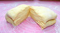 Leveles tészta recept Slovak Recipes, Czech Recipes, Hungarian Recipes, Cookbook Recipes, Baking Recipes, Bread And Pastries, Sweet Desserts, Desert Recipes, Graham Crackers