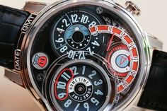Harry Winston Opus 14 'Jukebox' Watch Hands-On Hands-On