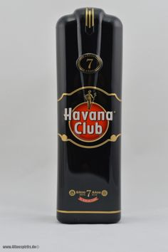 Rum Review Havana Club Anejo 7 Jahre