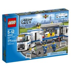 Cheap LEGO City Sets | LEGO City Police 60044 Mobile Police Unit