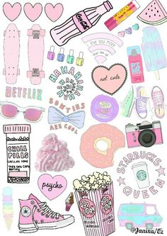 New Wallpaper Iphone Cute Pink Awesome Ideas Emoji Wallpaper, Wallpaper Iphone Cute, Tumblr Wallpaper, Cool Wallpaper, Cute Wallpapers, Printable Stickers, Planner Stickers, Stickers Kawaii, Tumblr Transparents