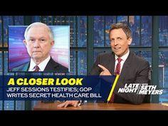 Seth Meyers Delivers a Takedown of Senate Republicans to End All Takedowns of Senate Republicans  | Alternet